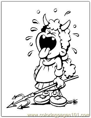 buckbeak coloring pages - photo#39