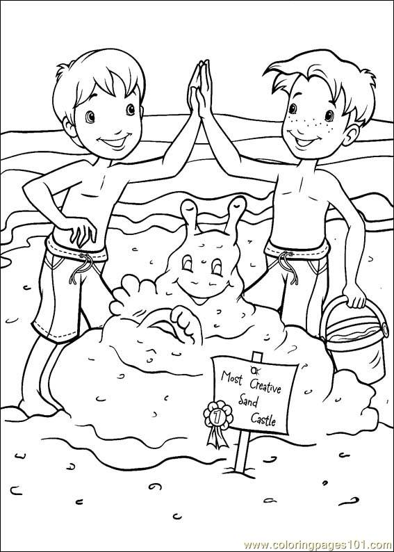 Coloring pages holly hobbie 23 cartoons holly hobbie for Holly hobbie coloring pages