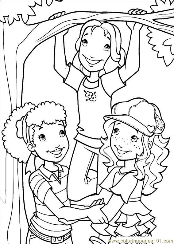 Coloring pages holly hobbie 47 cartoons holly hobbie for Holly hobbie coloring pages