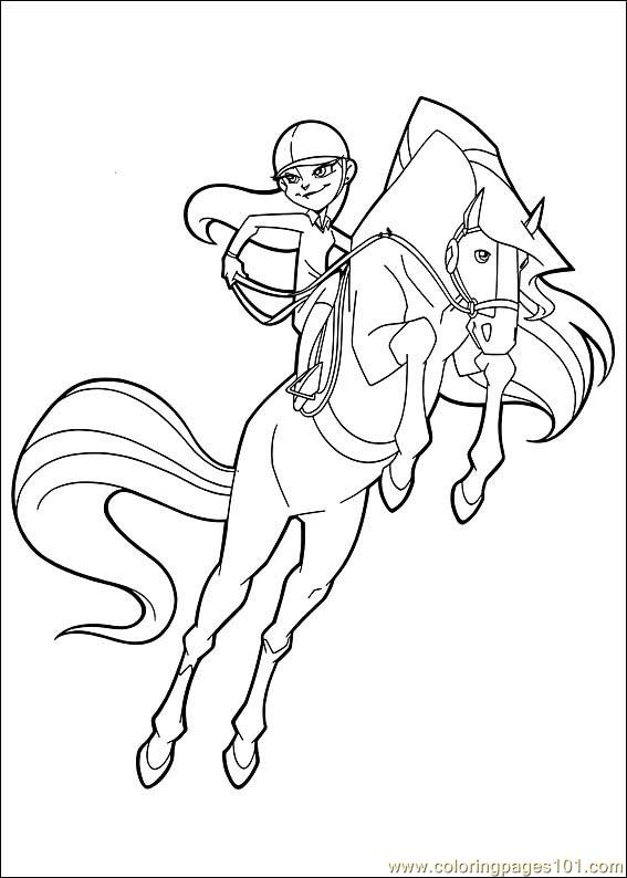 coloring pages horseland 16 cartoons horseland free printable coloring page online
