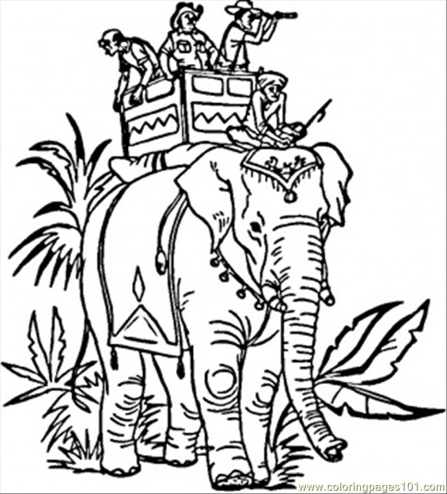 children of india coloring pages - photo#16