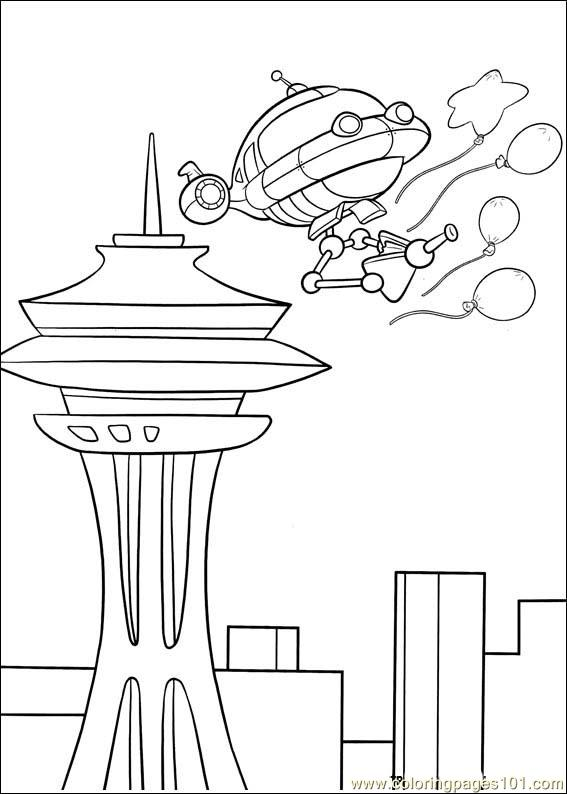 little einstein free coloring pages - photo#31