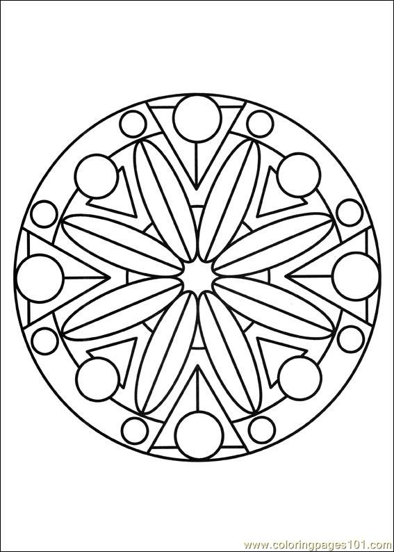 coloring pages mandalas 16  mandalas    free printable coloring page