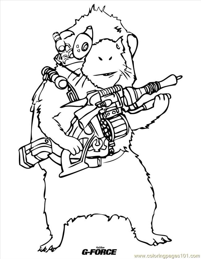 g fox co coloring pages - photo #13