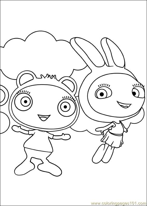 swimmy coloring pages - photo#7