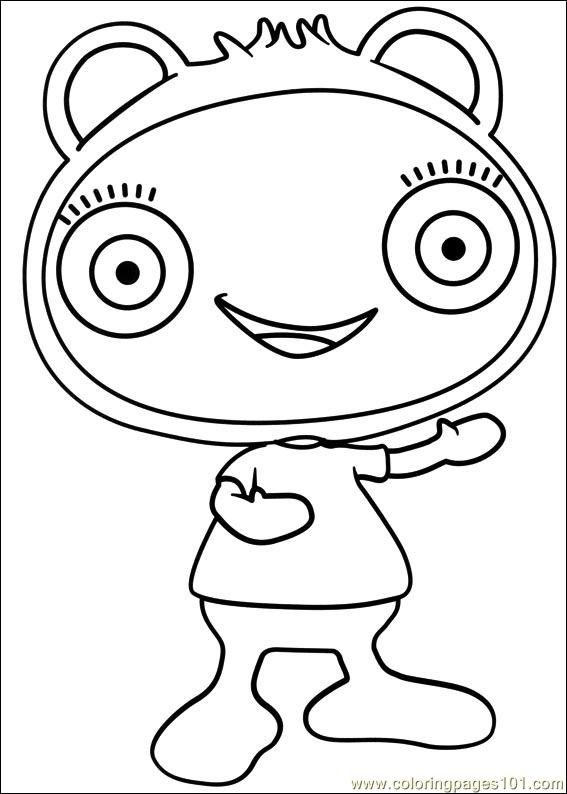 free coloring pages of cbeebies weekly Charaters CBeebies Coloring Pages  Cbeebies Coloring Pages