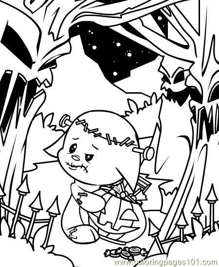 neopets print out coloring pages - photo#47