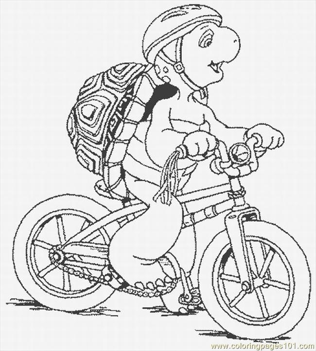 coloring pages e turtle lrg cartoons ninja turtles 650x722
