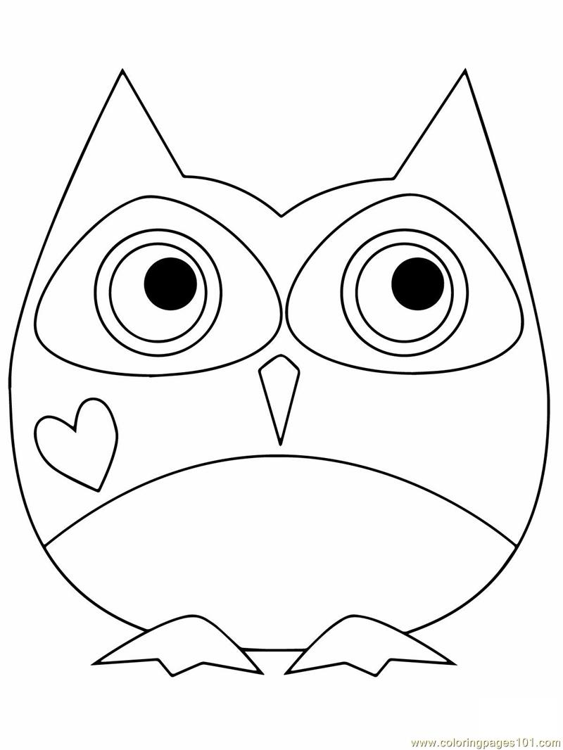 Enterprising image with owl printable