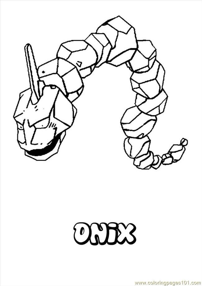 Coloring Pages Pokemon14xrk (Cartoons > Pokemon) - free printable ...