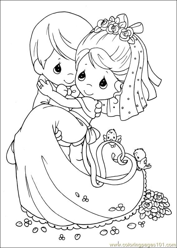 Coloring Pages 029 Cartoons gt