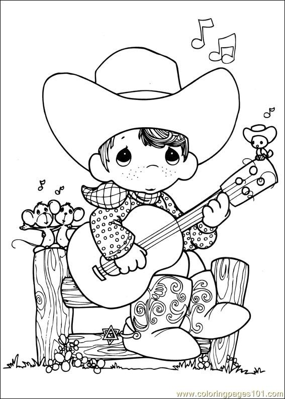precious moments coloring pages printable - photo #25