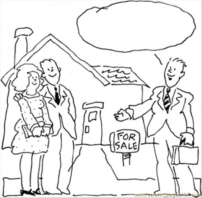 coloring pages for sales - photo #46
