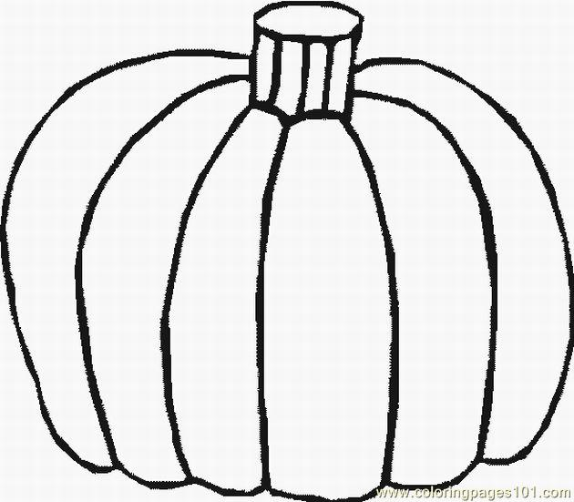 coloring pages pumpkin5lrg food fruits pumpkin