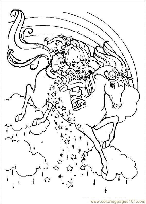Rainbow Colouring Pages Online Free Rainbow Coloring