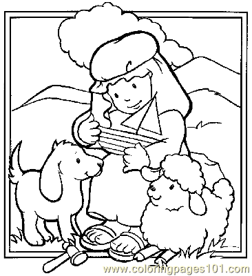 Bible Coloring Pages on Coloring Pages Bible 26  Religions    Free Printable Coloring Page