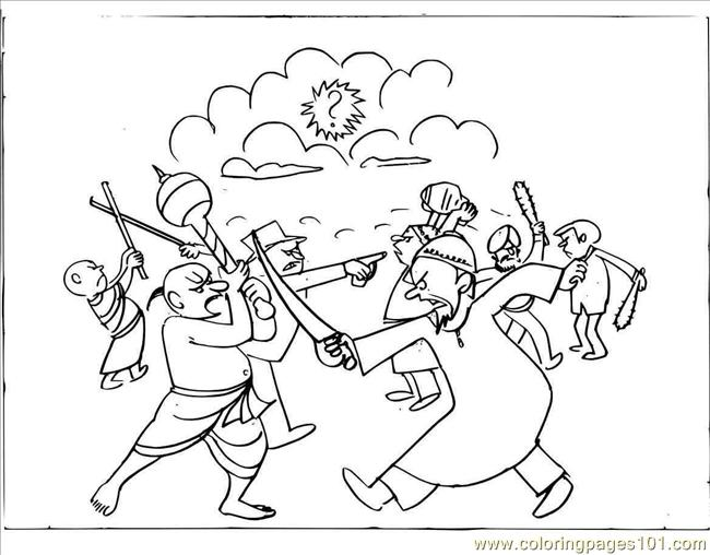 tackle box coloring pages - photo #21