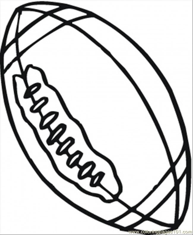 free ball coloring pages - photo #46
