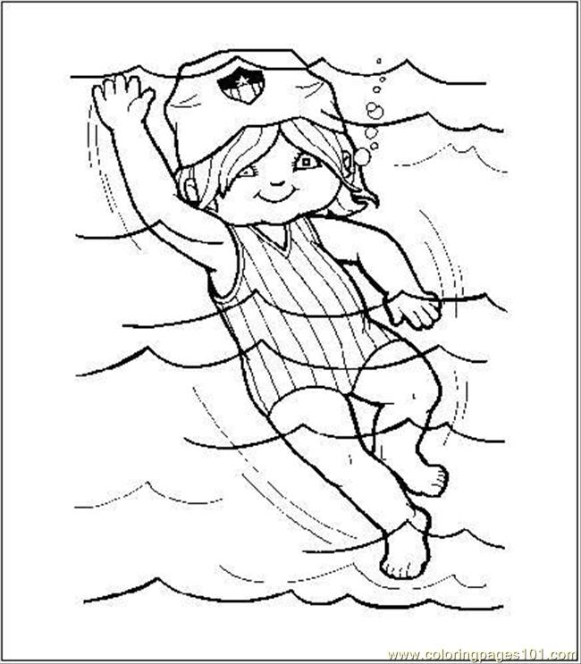 swimmy coloring pages - photo#20