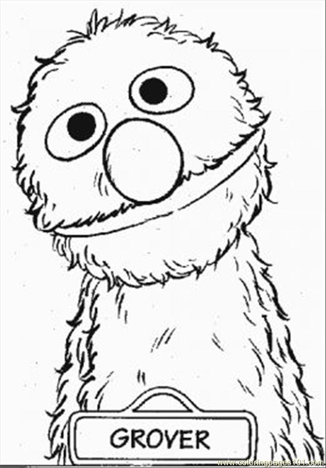 coloring pages sesamestreet2 cartoons sesame street free printable coloring page online
