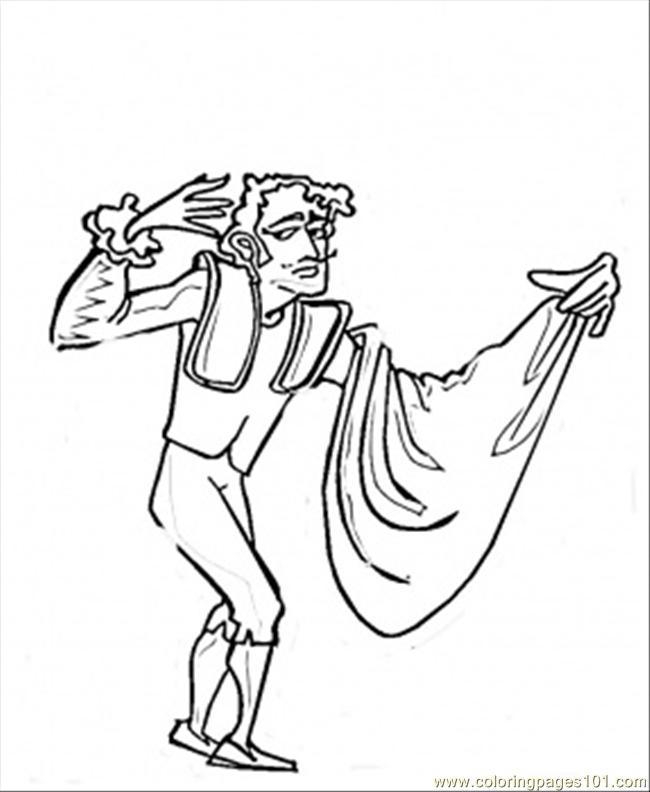 coloring pages of a conquistador - photo#23