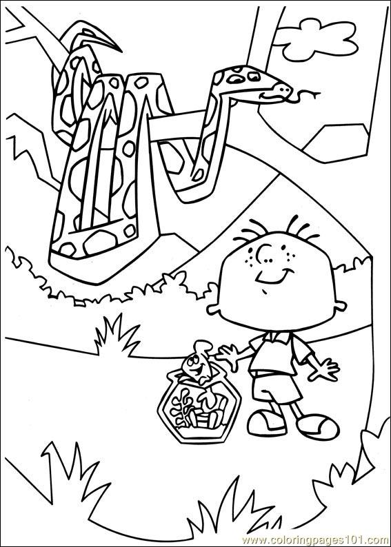 montreal canadiens mascot coloring pages - photo#8