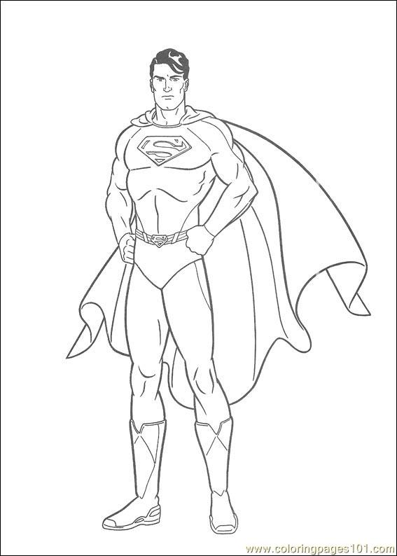 coloring pages superman 21 cartoons superman free printable coloring page online