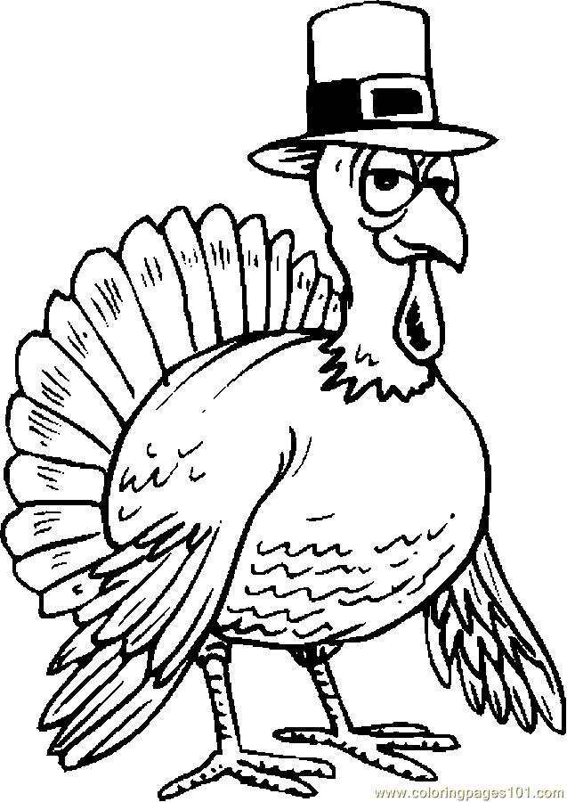 turkey body coloring pages coloring pages