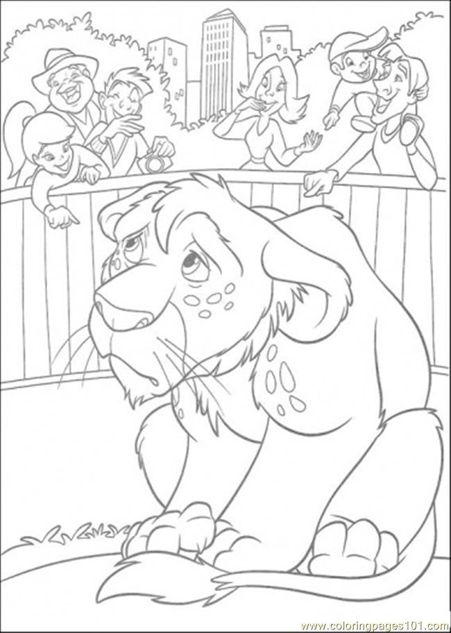 Ryan The Lion Cub