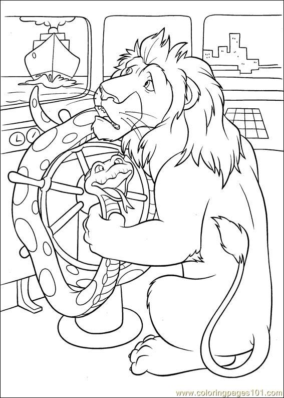 the wild coloring pages - aviva from wild kratts free coloring pages