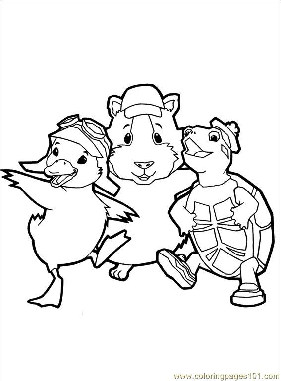 mings coloring pages - photo#26