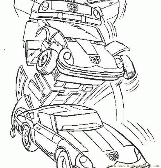 transformer 3 coloring pages - photo#24