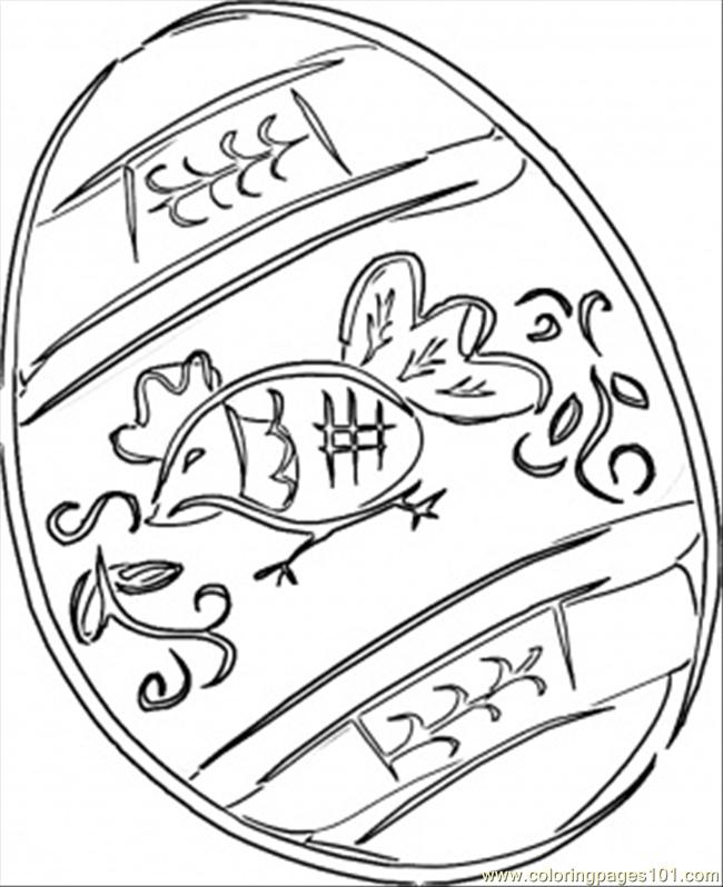 ukraine eggs coloring pages - photo#20