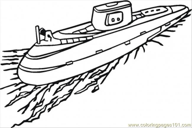 Water Transportation Coloring Pages Coloring Pages