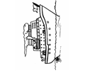 Boat Coloring Page 09 Copy