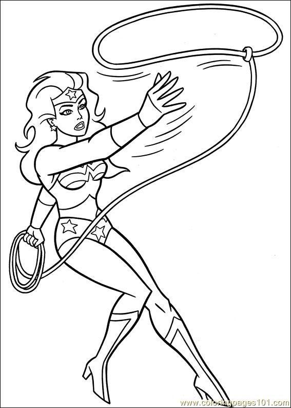 Wonder Woman Logo Coloring Sheet Coloring Pages