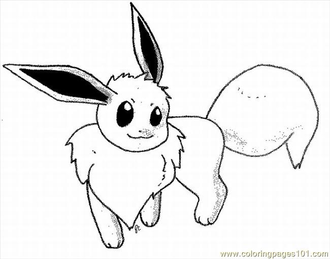 Pokemon Woobat Coloring Pages Images